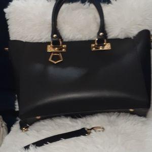 Vittoria Napoli leathet bag